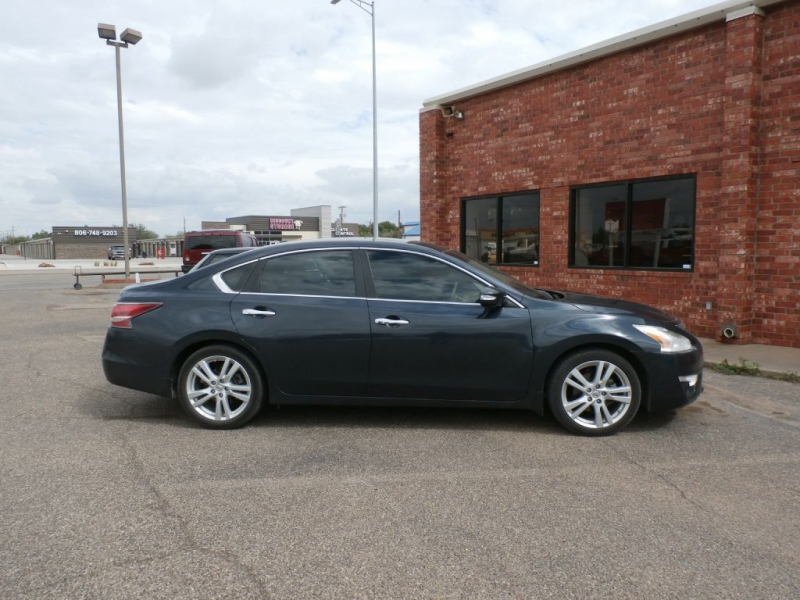 NISSAN ALTIMA 2014 price $12,500