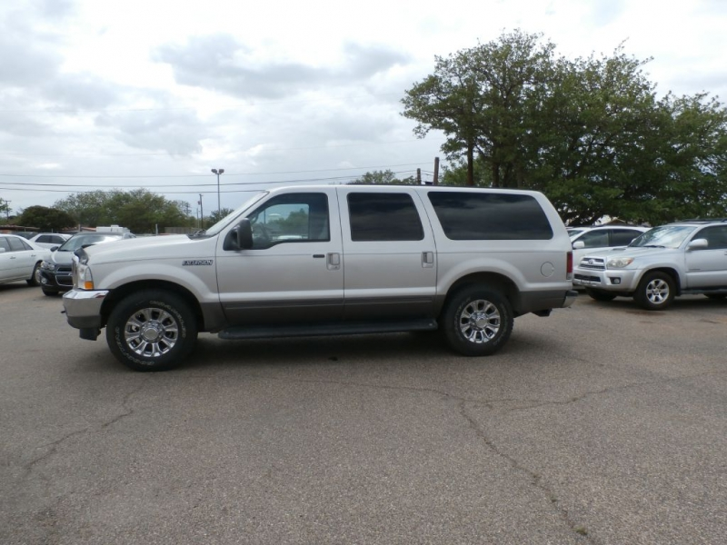 FORD EXCURSION 2002 price $8,900
