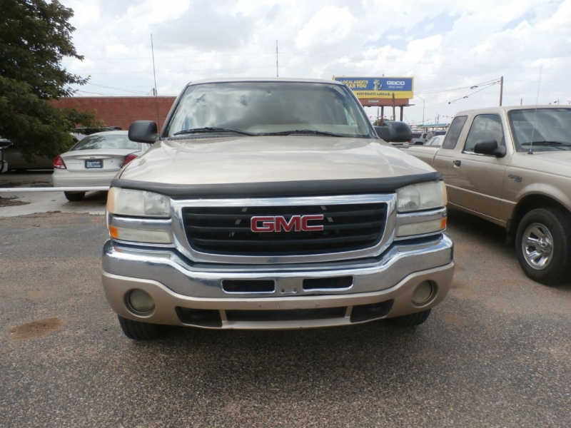 GMC SIERRA 2004 price $5,900