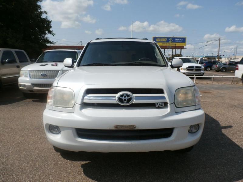 TOYOTA SEQUOIA 2005 price $9,900