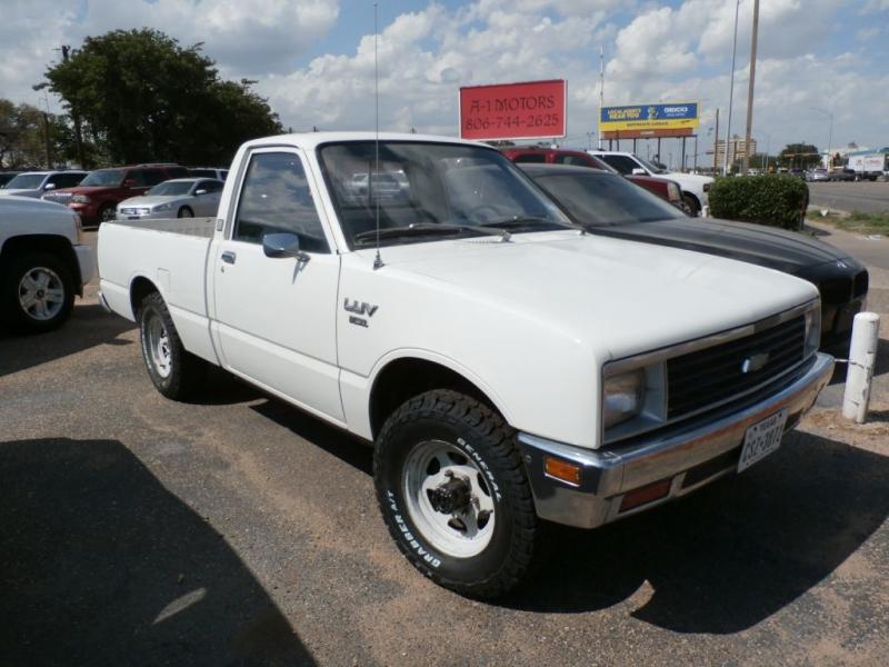 CHEVROLET LUV 1981 price $9,900