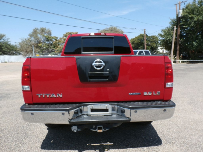 NISSAN TITAN 2008 price $13,900