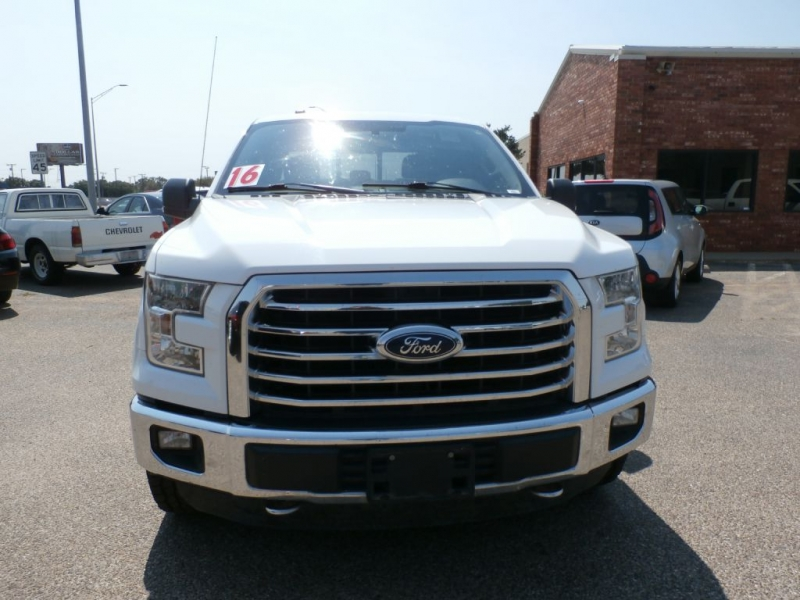 FORD F150 2016 price $28,900