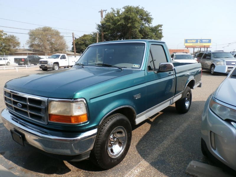 FORD F150 1996 price $9,900