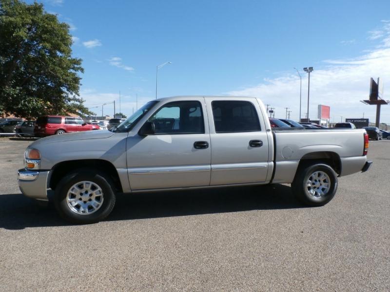 GMC NEW SIERRA 2005 price $15,900