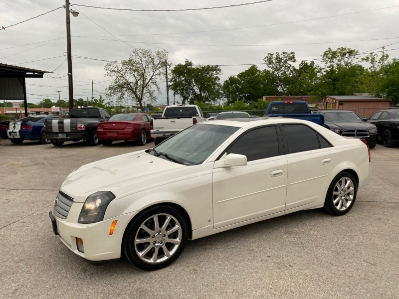 Cadillac CTS 2007 price $5,500