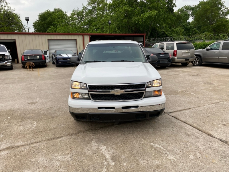 Chevrolet Silverado 1500 2006 price $11,000