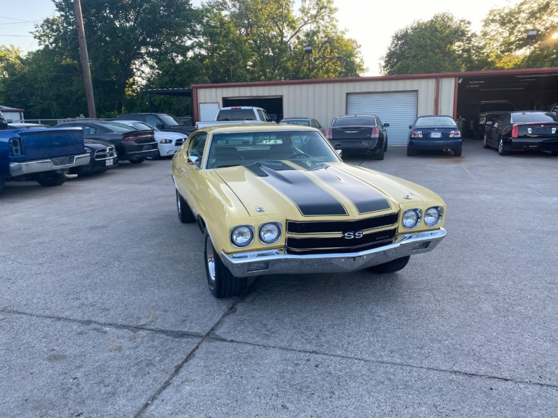 Chevrolet Chevelle 1970 price $60,000