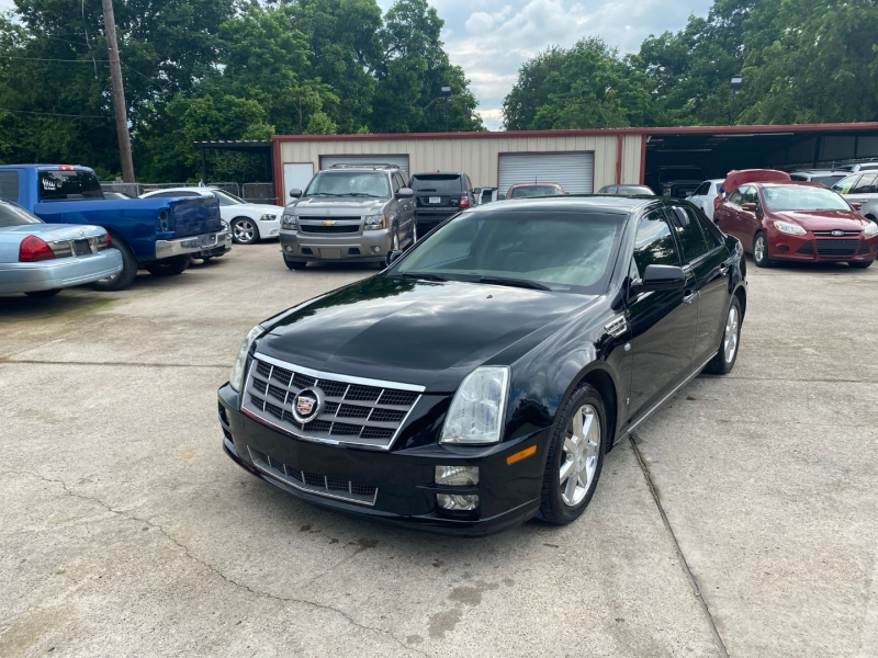 Cadillac STS 2008 price $7,500