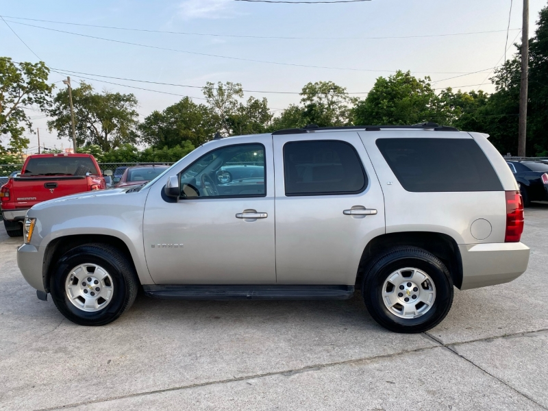 Chevrolet Tahoe 2007 price $10,500