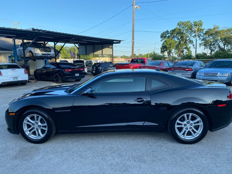 Chevrolet Camaro 2014 price $15,999