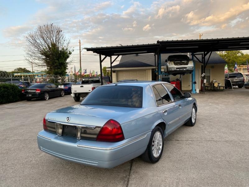 Mercury Grand Marquis 2008 price $7,500