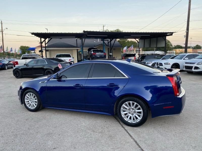 Cadillac CTS Sedan 2012 price $10,500