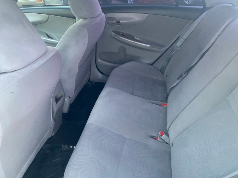 Toyota Corolla 2011 price $9,000