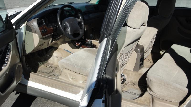 Subaru Legacy Wagon 2001 price $3,950