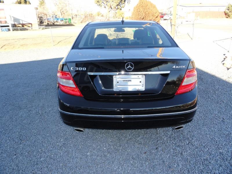 Mercedes-Benz C-Class 2011 price $9,950