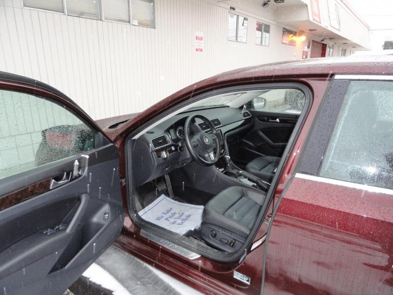 Volkswagen Passat 2014 price $10,950