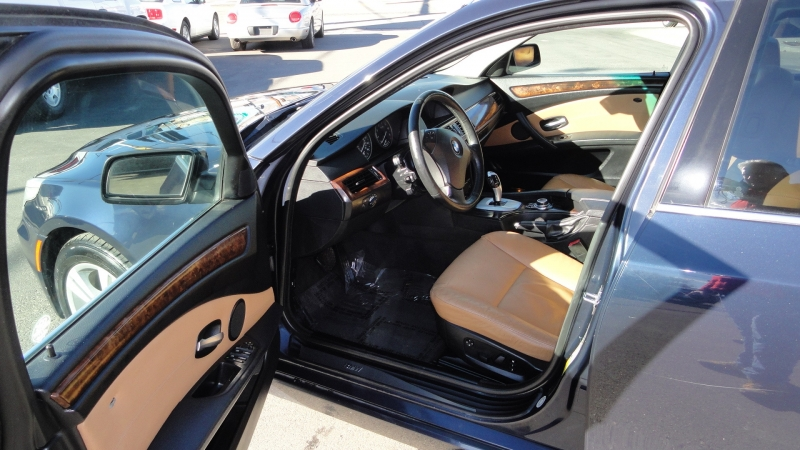 BMW 5-Series 2009 price $6,950