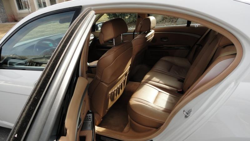 BMW 7-Series 2008 price $11,950
