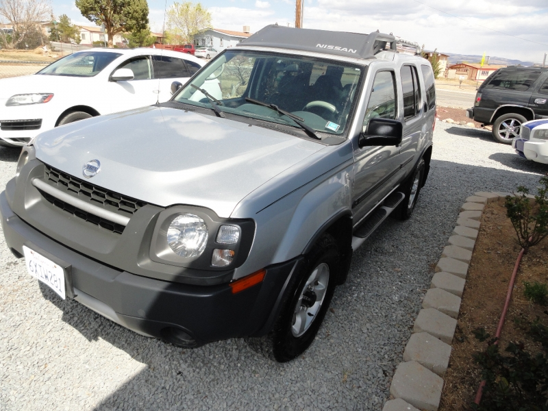 Nissan Xterra 2004 price $5,950