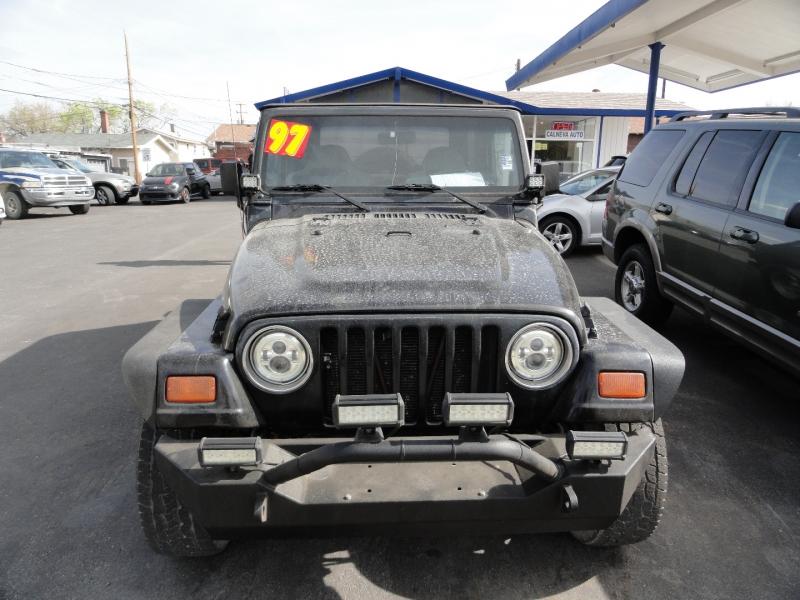 Jeep Wrangler 1997 price $7,950