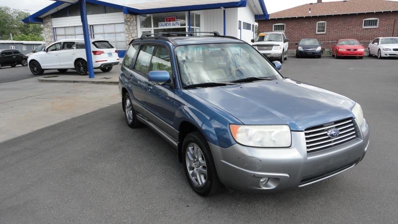 Subaru Forester 2007 price $7,950