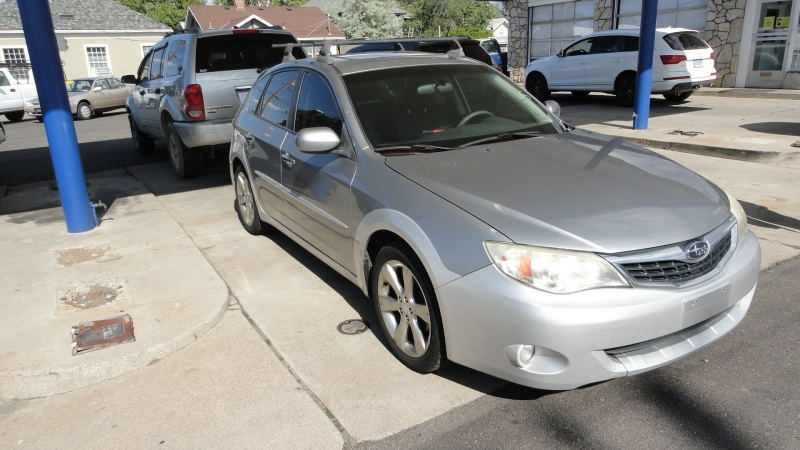 Subaru Impreza Wagon 2009 price $9,950