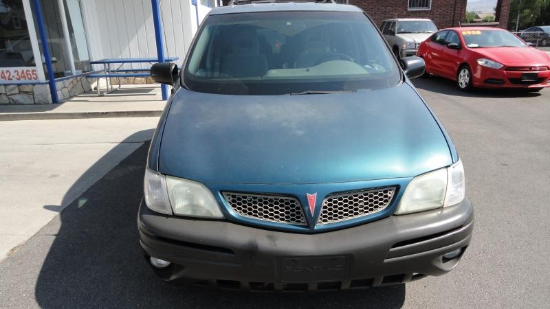 Pontiac Montana 2002 price $3,450