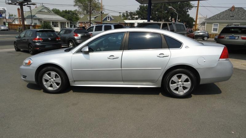 Chevrolet Impala 2009 price $5,950