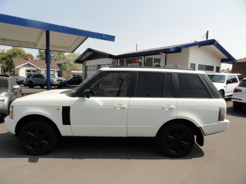 Land Rover Range Rover 2004 price $6,950