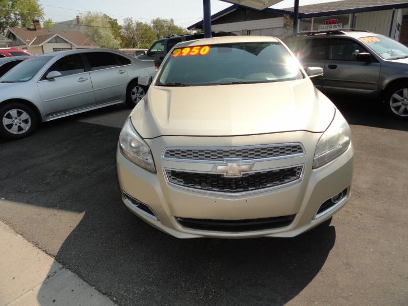 Chevrolet Malibu 2013 price $9,950