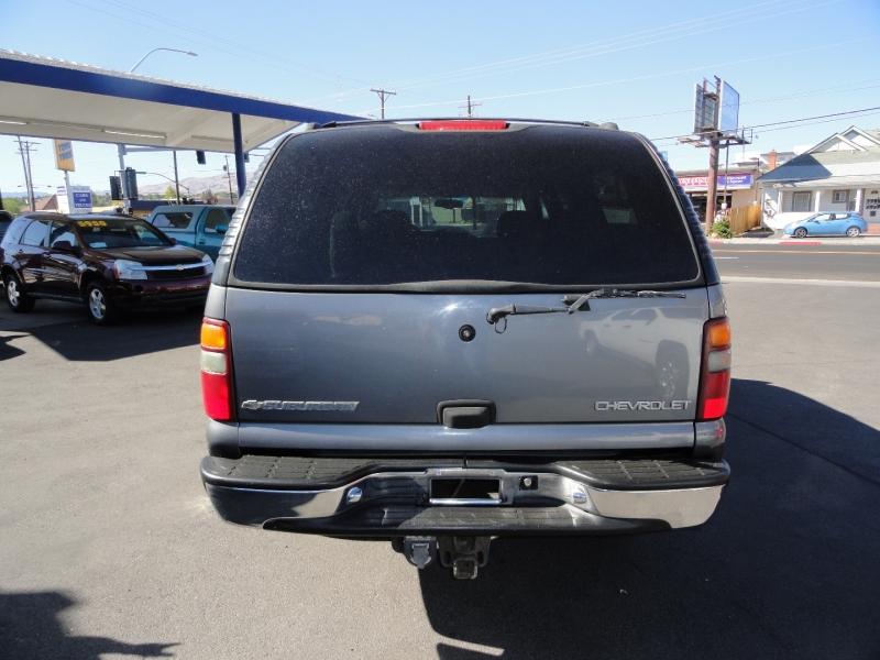 Chevrolet Suburban 2002 price $6,450