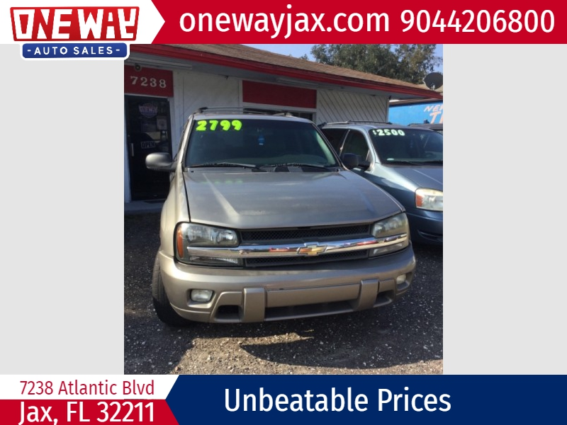 CHEVROLET TRAILBLAZER 2003 price $2,800