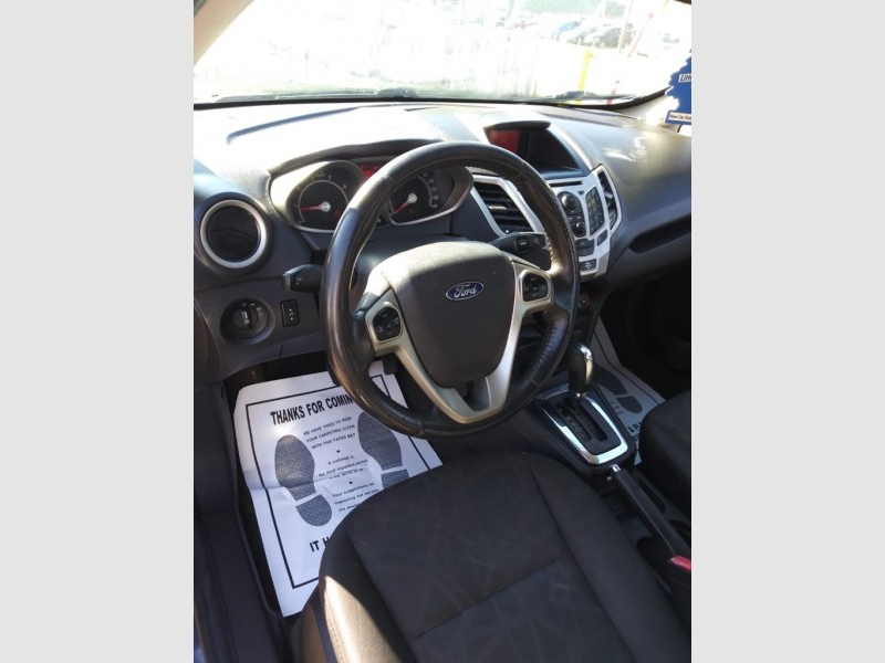 FORD FIESTA 2013 price $4,500