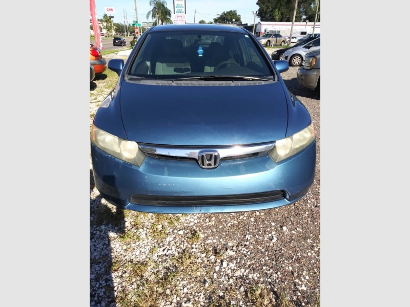 HONDA CIVIC 2007 price $3,200