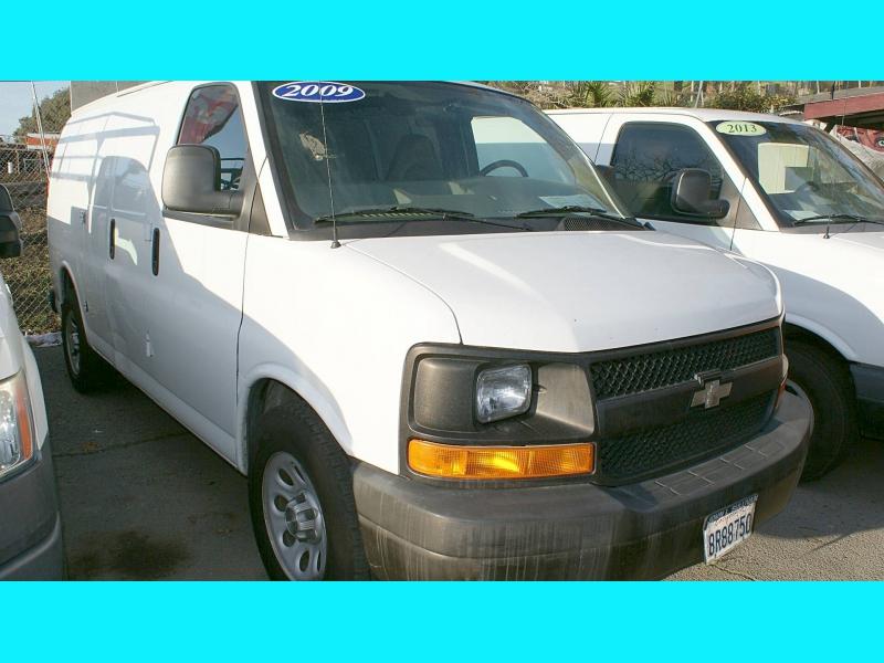 Chevrolet Express Cargo Van 2009 price $7,995
