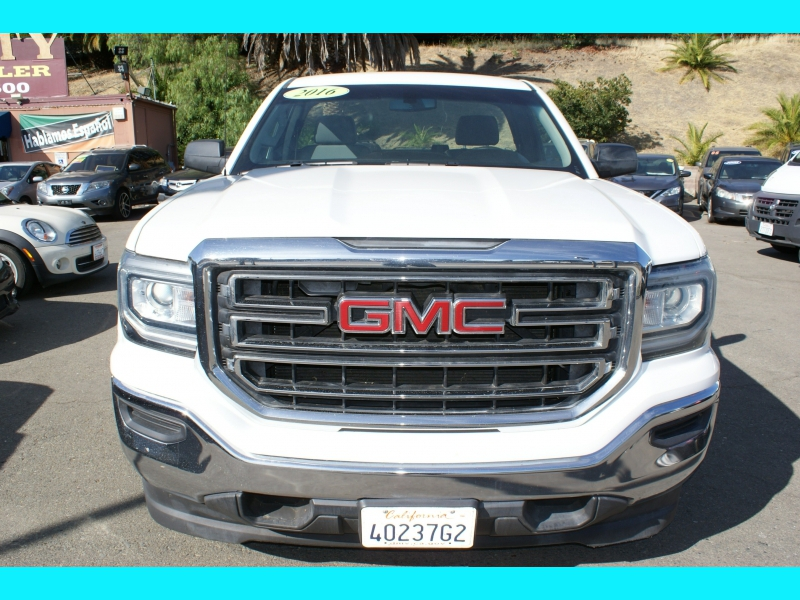 GMC Sierra 1500 2016 price $16,995