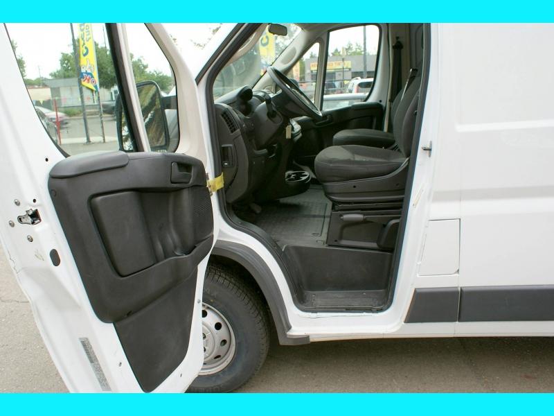 RAM ProMaster Cargo Van 2018 price $24,995