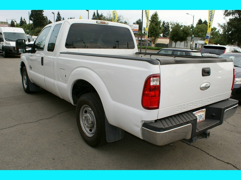 Ford Super Duty F-250 SRW 2012 price $21,995