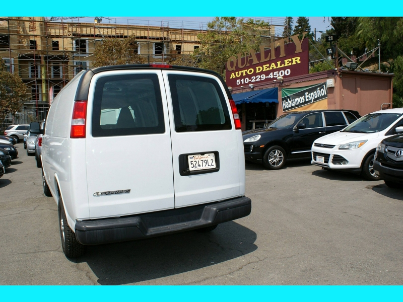 Chevrolet Express Cargo Van 2018 price $29,995