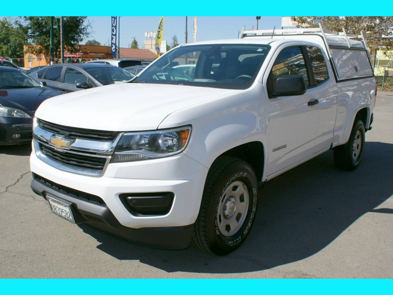 Chevrolet Colorado 2016 price $19,995