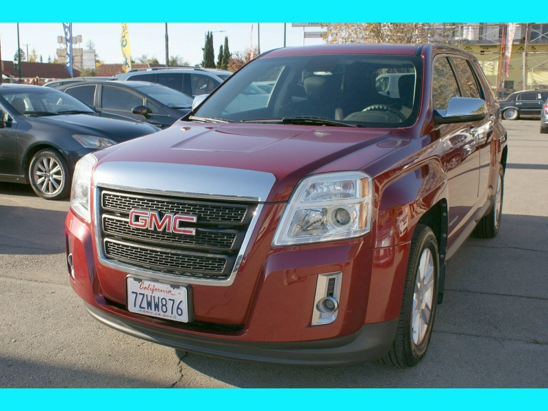 GMC Terrain 2012 price $13,995