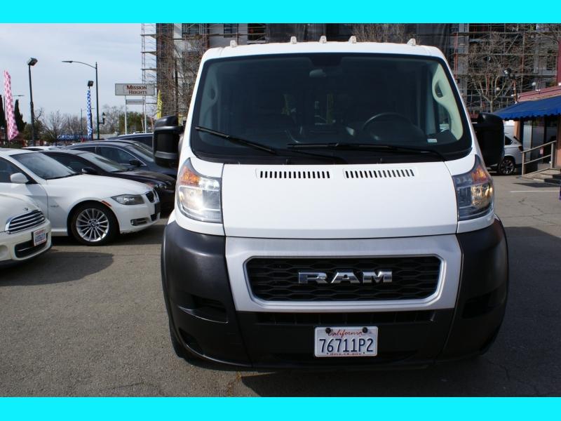 RAM ProMaster Cargo Van 2019 price $31,995