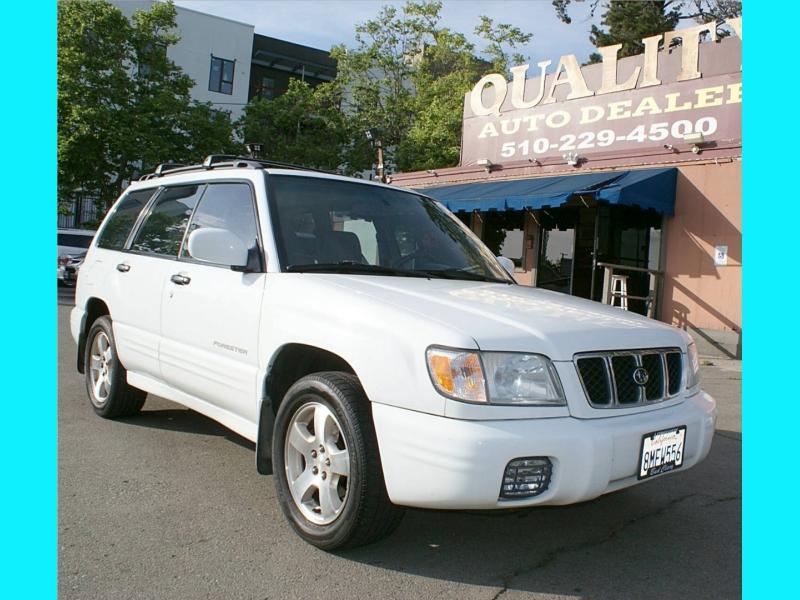 Subaru Forester 2002 price $6,995