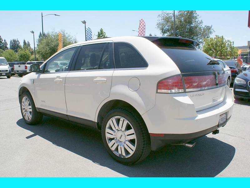 Lincoln MKX 2008 price $11,995