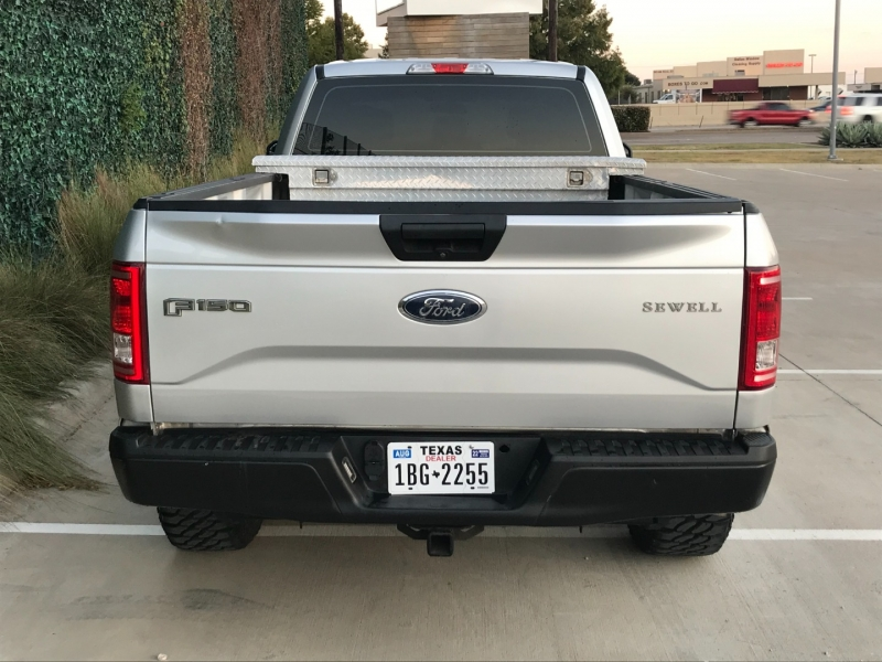 Ford F-150 2017 price $22,999
