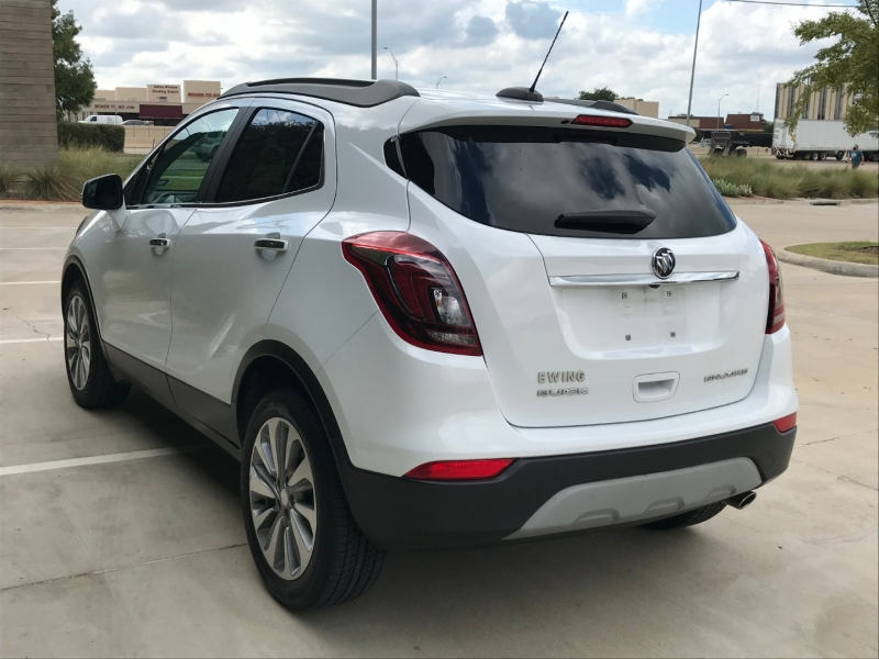 Buick Encore 2018 price $16,999