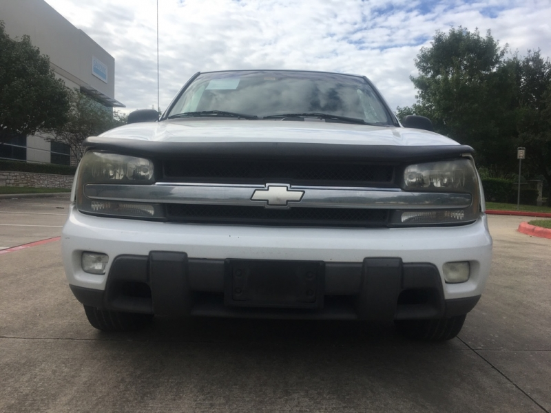Chevrolet TrailBlazer 2003 price $3,500 Cash