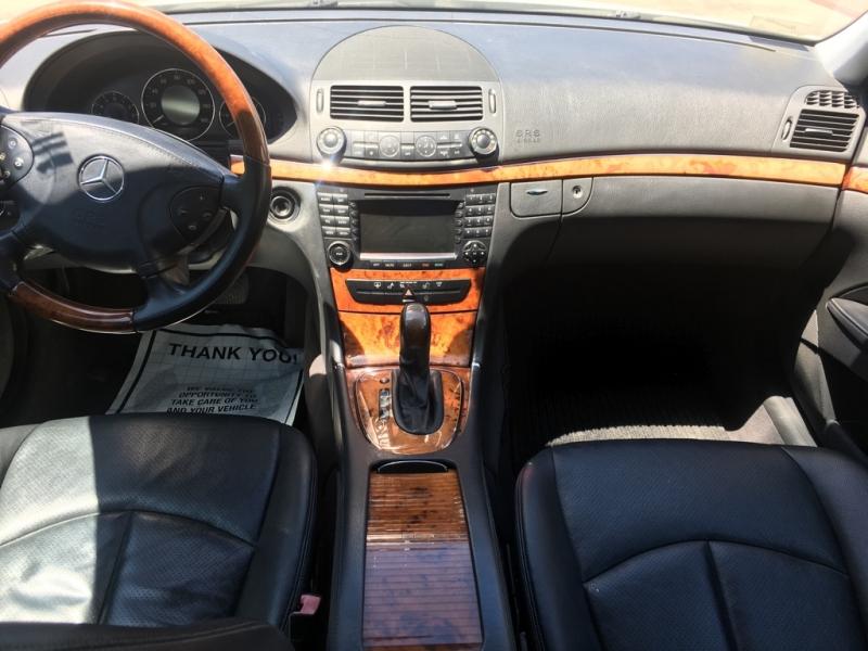 Mercedes-Benz E-Class 2005 price $10,500