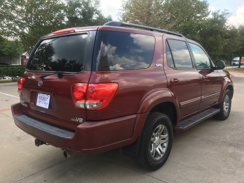Toyota Sequoia 2007 price $2,500 Down